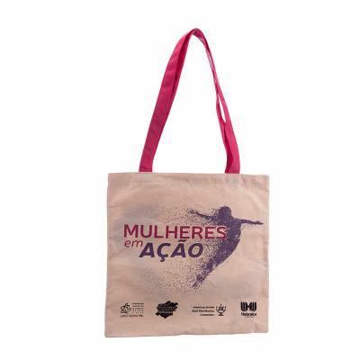 Opção Promocional - Eco Bag em Lona