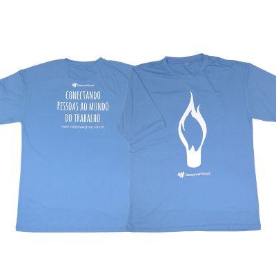 Opção Promocional - Camiseta personalizada.