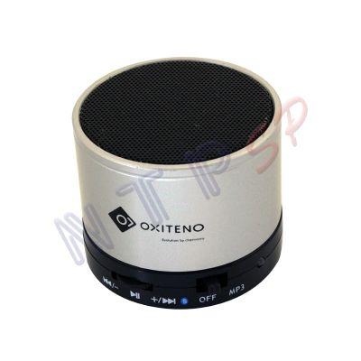 NTP Brindes - Caixinha de som com Bluetooth