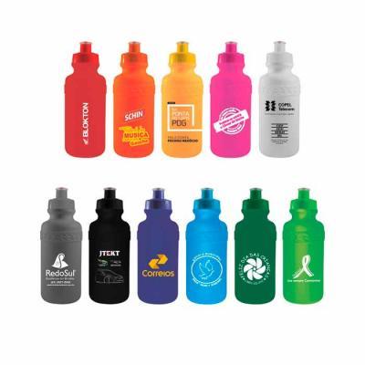 redosul-brindes - Squeeze Corpo Colorido 500ml