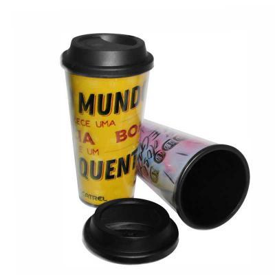 Redosul Brindes - Copo para Café com Parede Dupla