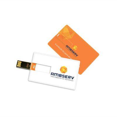 Redosul Brindes - Card drive personalizado.
