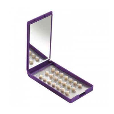 Redosul Brindes - Espelho Personalizado com Porta Blister