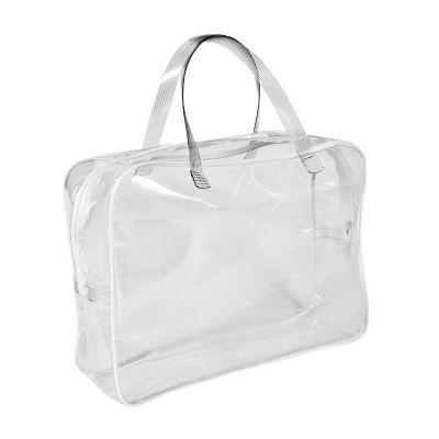 Abrange - Bolsa em PVC Cristal