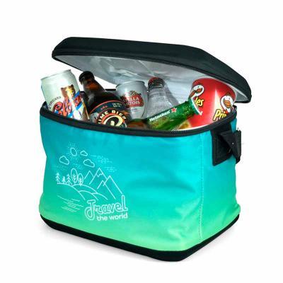rampazzo-brindes-especiais - Cooler Térmico Dobrável 12 latas