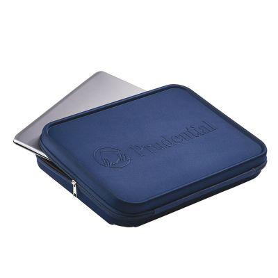 Rampazzo Brindes Especiais - Case para notebook em E.V.A termomoldado em helanca – combinação que permite de um lado rigidez e firmeza para proteger o aparelho e de outro a perfei...