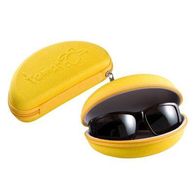 rampazzo-brindes-especiais - Porta óculos soft com fechamento em zíper.