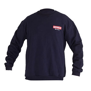 Camisetas Promocionais - Blusão moletom felpado, careca ou com capuz e bordado lateral.